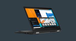 Lenovo ThinkPad X390to kolejne urządzenie ze stajni Lenovo zaprezentowane na targach Mobile World Congress 2019 w Barcelonie, będące rozwinięciem modelu ThinkPad X280